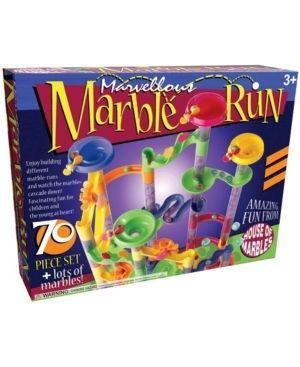 Marvellous Marble Run 70 Piece Set