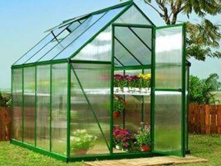 8x6  Greenhouse  2 Boxes  Retail 799 99