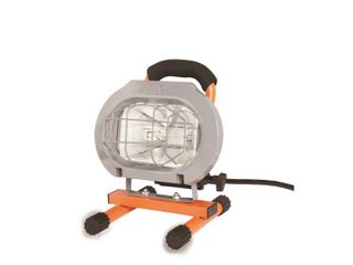 Designers Edge 250 Watt Portable Halogen Work light