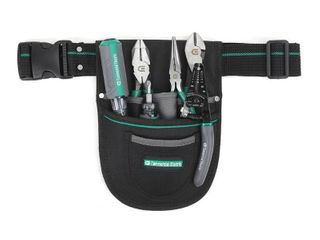 Commercial Electric 7 Piece Electrician s Tool Set with Pouch