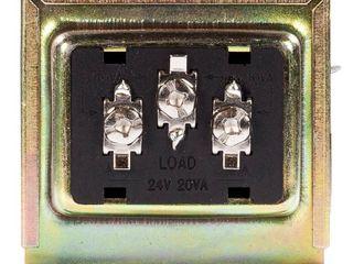 Hampton Bay Wired Door Bell Tri Volt Transformer Compatible with All Video Door Bells