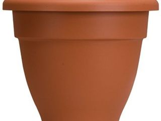 10 Akro Mils CNA10000E35 Caribbean Pot  Clay Color  10 Inch