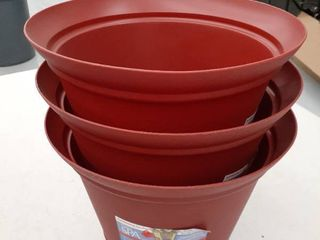 3  11 5 Self Watering Plastic Planter