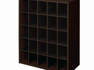 ClosetMaid 25 Espresso laminate Storage Cubes 78981