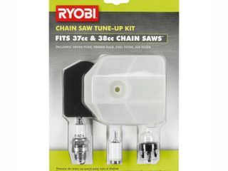3 RYOBI Tune Up Kit for 37cc and 38cc Gas Chainsaws MAY BE INCOMPlETE