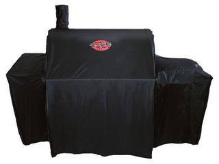 Char Griller Smokin  Champ Grill Cover  Black
