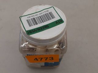 Nibco 3 4 In  Cpvc Cts Sxs Coupler  25 jar  Mpp4701 10002834617