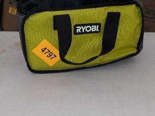 Ryobi lime Green Tool Bag