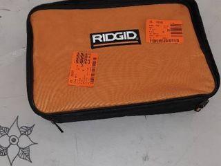 Ridgid Orange Tool Bag
