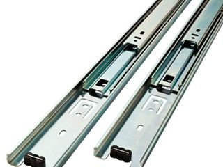 Everbilt 12 in  Full Extension Side Mount Ball Bearing Drawer Slide Set