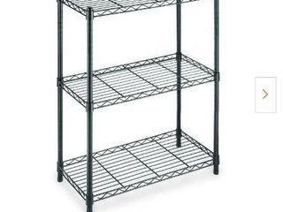 HDX 3 Shelf Storage Unit  24x14x30
