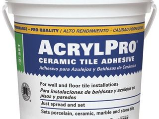2  Acrylpro Ceramic Tile Adhesive