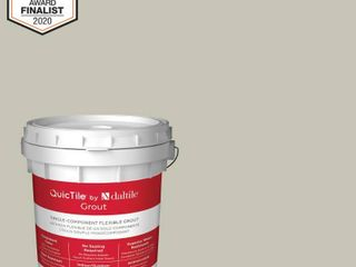 2  Daltile QuicTile D196 Mist 9 lb  Pre Mixed Urethane Grout  Blue