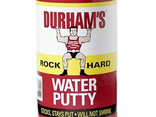2  Donald Durhams 076694000046 4 Pound Rockhard Water Putty