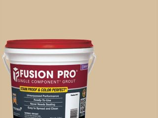 3  Custom Building Products Fusion Pro  122 linen 1 Gal  Single Component Grout