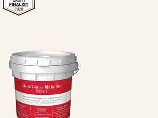 3  Daltile QuicTile D152 Frost 9 lb  Pre Mixed Urethane Grout
