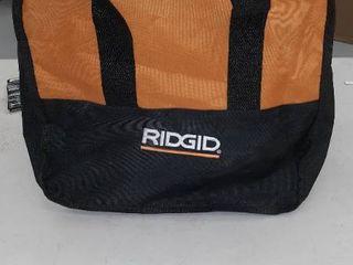 Ridgid Tool Bag  Orange