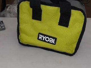 Ryobi Tool Bag  lime Green