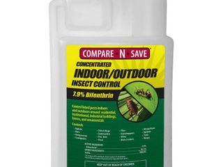 4  Compare  N  Save Concentrated Indoor Outdoor Insecticide