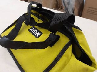 Ryobi lime Green Tool Bag no description