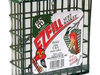 2 C S EZ Fill Suet Basket