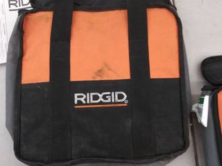 rigid tool bag  dirty
