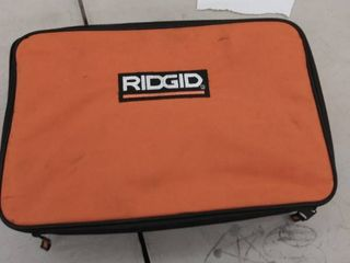 rigid tool bag p n 903209084  dirty