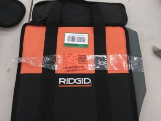 ridgid tool bag  dirty