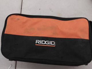 ridgid tool bag p n 902048008  dirty has small snags