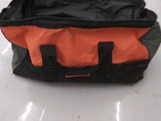 ridgid tool bag p n 903209077  used