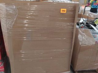 pallet of miscellaneous air filters