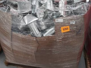 pallet of dryer vents
