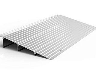 EZ ACCESS TRANSITIONS Modular Aluminum Entry Ramp  3  Rise