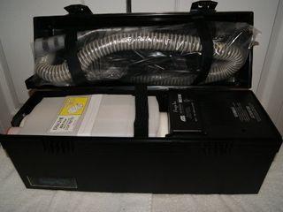 Atrix VACOMEGAH Omega Plus HEPA Abatement Vacuum  Portable  Quiet  Dry Particulate