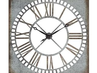 Carbon loft Kellogg Open Design Wall Clock