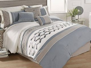 Riverbrook Home Beren 7 Piece Comforter Set