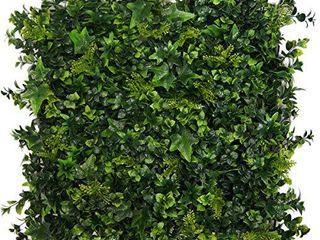 Greensmart DAccor Artificial Moss 20  x 20  Greenery Mats  Set of 2