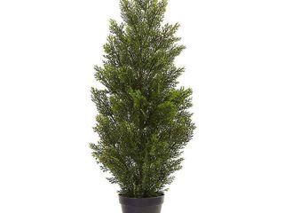3 foot Mini Cedar Pine Tree  Indoor Outdoor