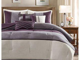 Madison Park Hanover 7 piece Comforter Set   ripped bag