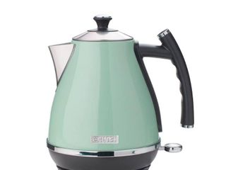 Haden Cotswold 1 7l Stainless Steel Electric Tea Kettle
