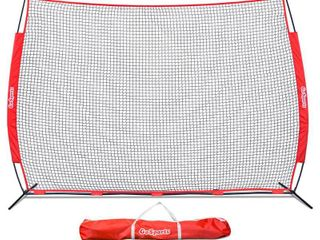 GoSports Portable 12 ft  x 9 ft  Sports Barrier Net with Carry Bag