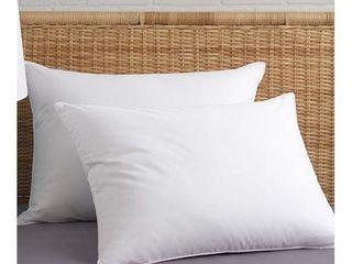 Harper lane Standard Size Bed Pillows  Set of 2    White
