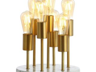 Pleiades 13 5  Metal Resin lED Accent lamp  Brass Gold by JONATHAN Y