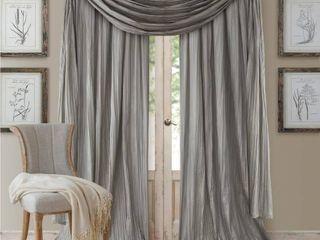 Elrene Athena Rod Pocket Curtain Panel Set of 3