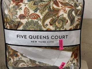 Gracewood Hollow Kleeman 4 piece Jacobean Comforter Set
