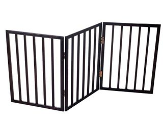 PAW Easy Up Free Standing Folding Gate