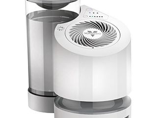 Vornado EV100 Evaporative Whole Room Humidifier with SimpleTank  1 Gallon Capacity  White
