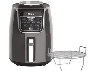 Ninja Max Xl Air Fryer that Cooks  Crisps  Roasts  Broils  Bakes  Reheats and Dehydrates  with 5 5 Quart Capacity  and a High Gloss Finish