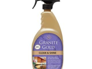 Granite Gold Clean and Shine
