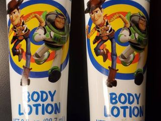 Disney Pixar Toy Story 4 Body lotion  Apple Scent  lot of 2